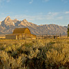 TRWY-8053: Moulton Barn in the Tetons