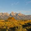 TRWY-8055: Teton's Moulton Barn