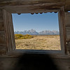 TRWY-8079: View from Cunningham Cabin in the Tetons