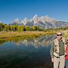 TRWY-8069: John and Lynne at Schwabacher Landing