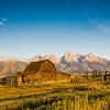 TRWY-8102: Moulton Barn in Teton NP