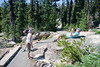 Washington Pass Overlook -- Okanogan National Forest