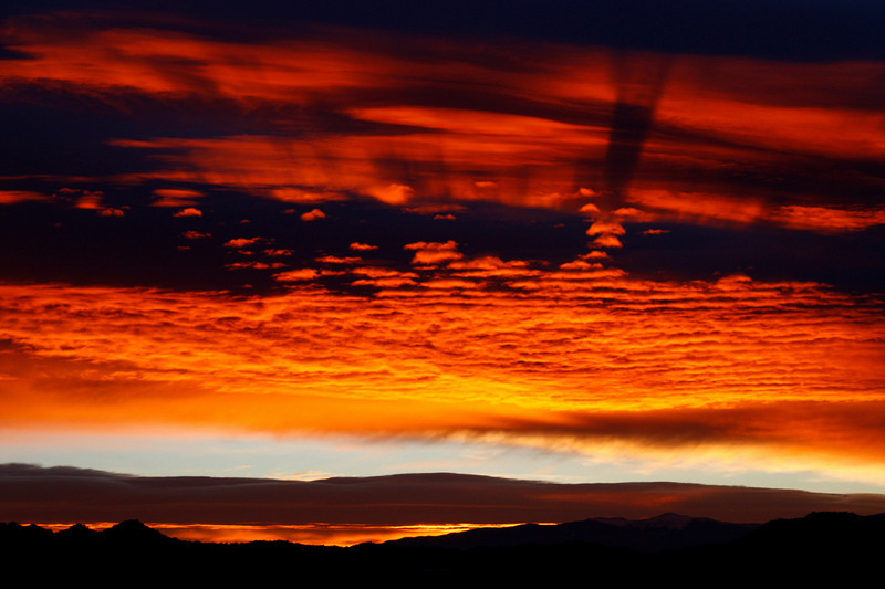 New Mexican Sunrise