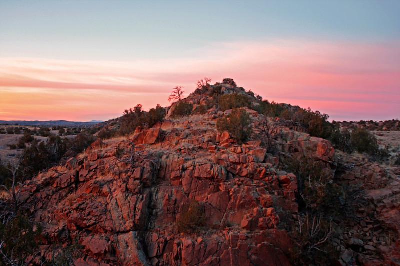 High desert New Mexico