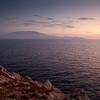 Korinthi Point view to Kefalonia