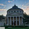 Romanian Athenaeum - Bucharest Romania