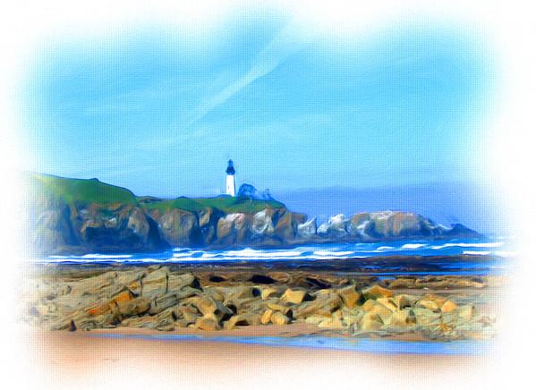 Yaquina Lighthouse - Newport Oregon
