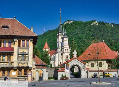 St. Nicholas Church - Brasov Romania