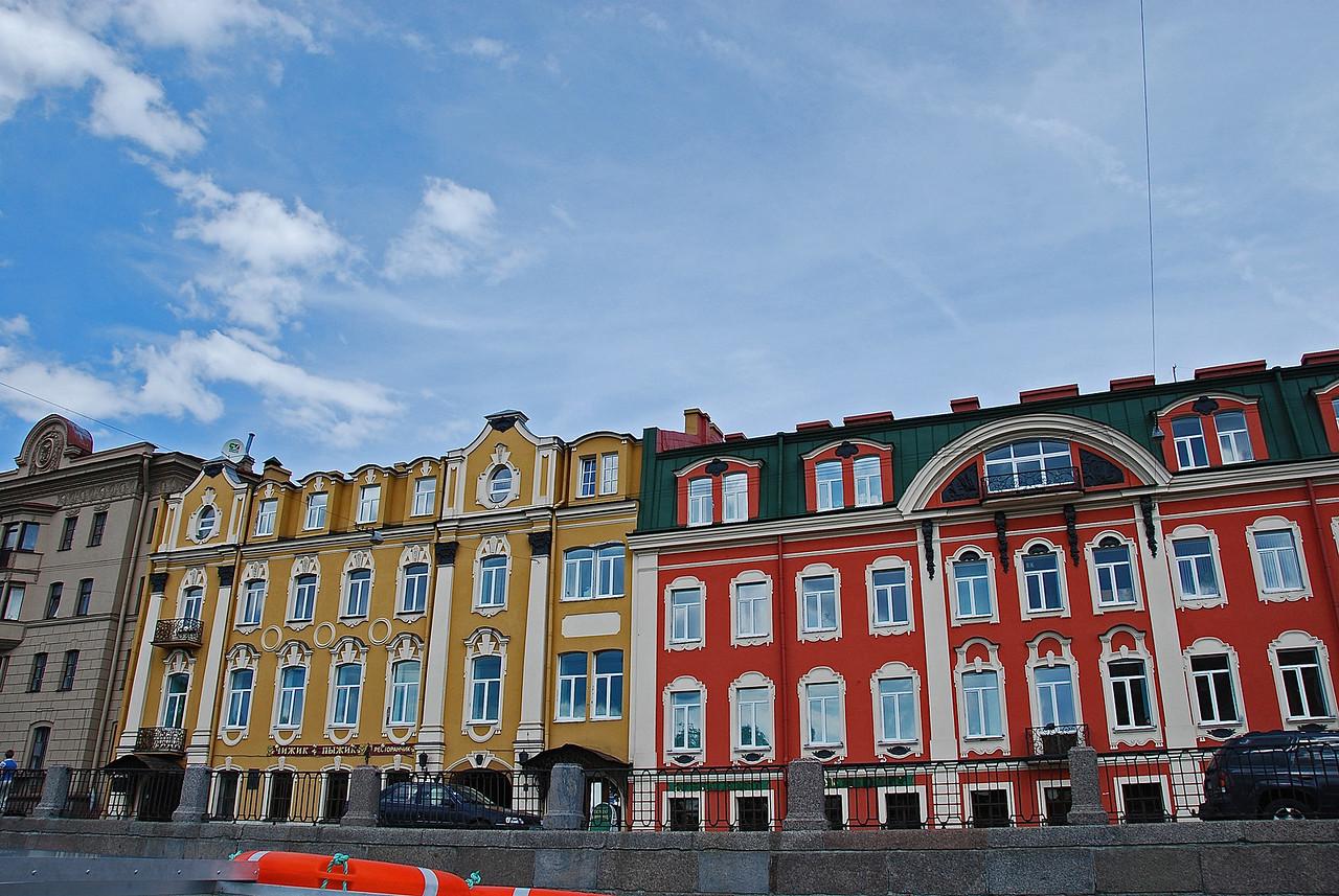 St. Petersburg Dwellings
