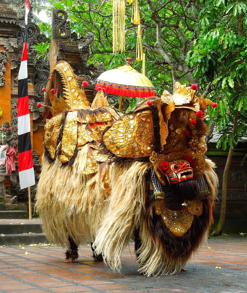 Barong Dance II