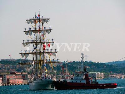 Marmara Bay Istanbul Turkey