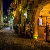 Stables Street at Riquewihr in Alsace