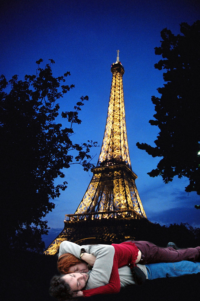 Paris Lovers