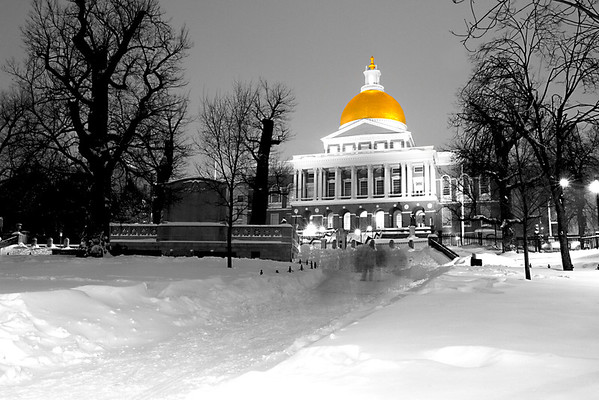 Blizzard at the State House