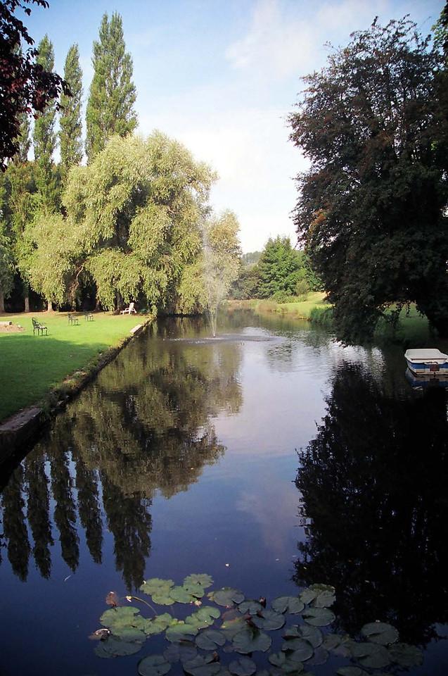 La Belle Fontaine River