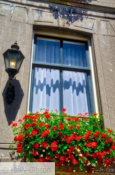 Amsterdam window box