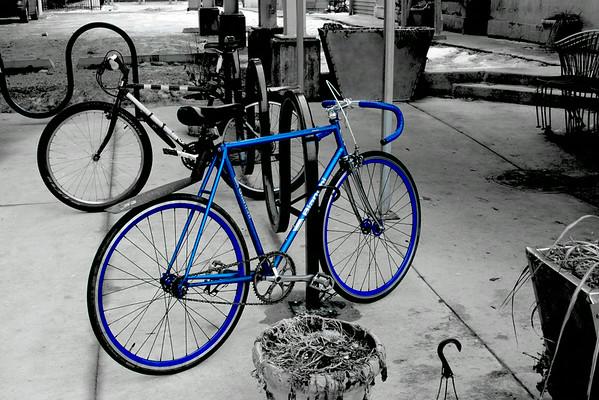 Lonely Bike Blues