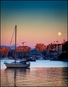 Sailing at False Creek_O-S