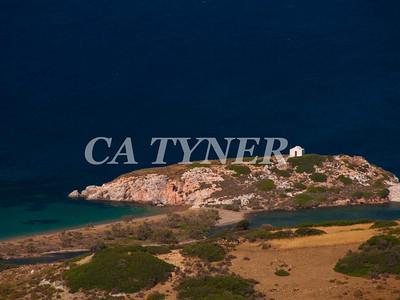 Milos Island 3  Greece