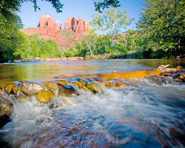 Red Rocks Two Lovers - Sedona Arizona