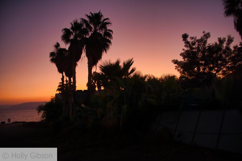 Tiberias - Sea of Galilee