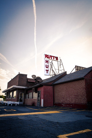 Rutt's Hut no. 2