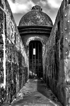 Sentry Tower San Felipe del Morro