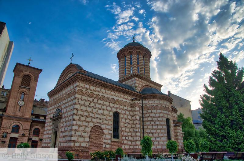 Biserica  Sfântul Anton - Bucharest Romania