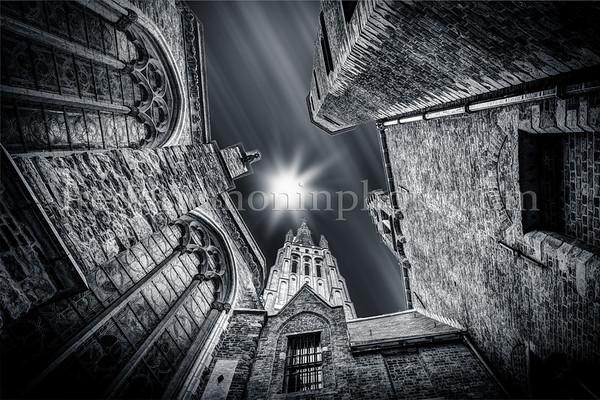 Notre-Dame church at Bruge