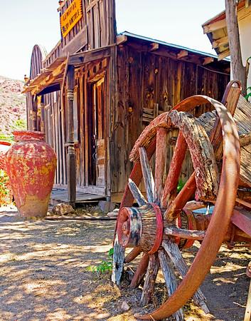 Wagon Wheel - Clifton Arizona