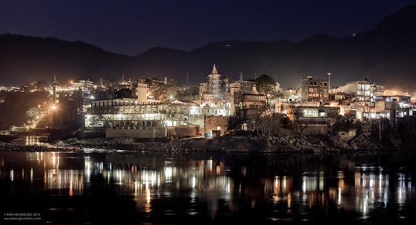 Rishikesh Evening