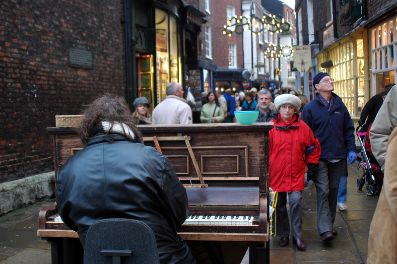 Holiday Music in York