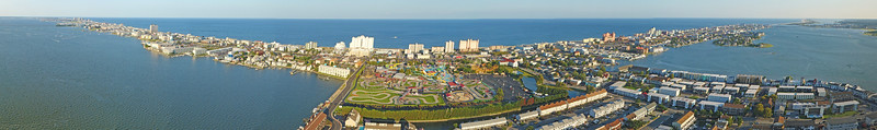 Ocean City, Maryland Panoramic
