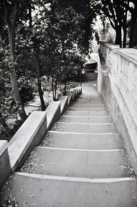 Down the White Stairs