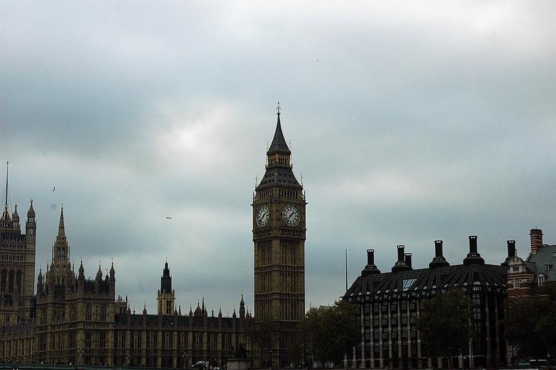 Big Ben Overcast