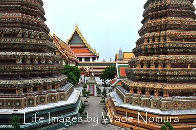 Bangkok, Reclining Buddha