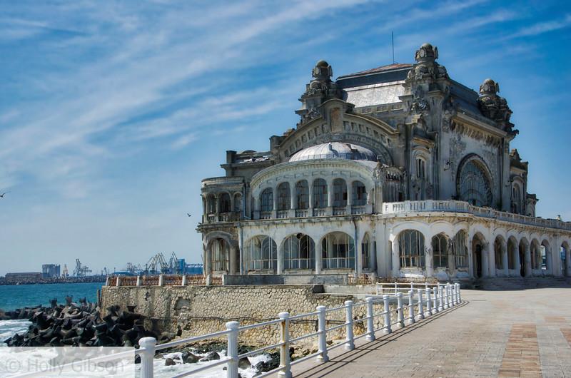 Old Casino - Constanza