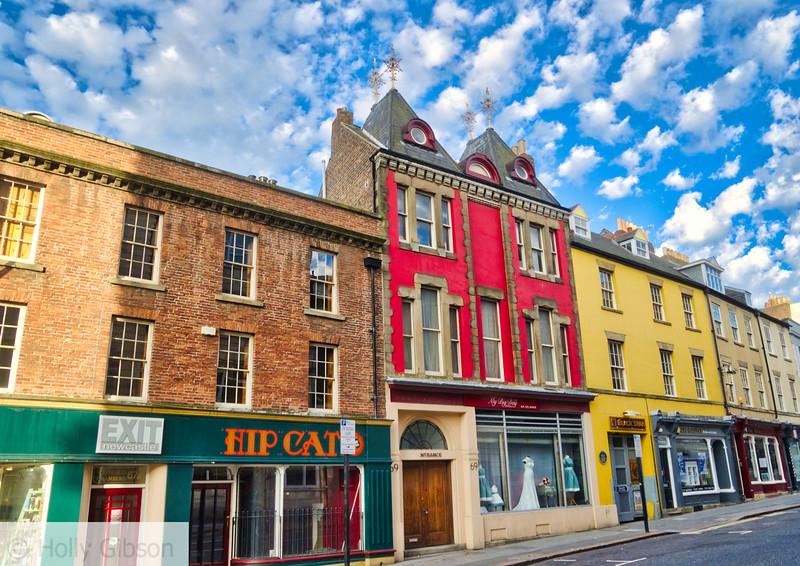 Newcastle shops