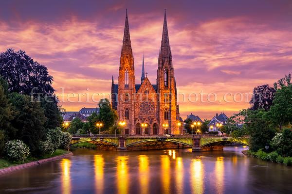 Saint-Paul Church in Strasbourg