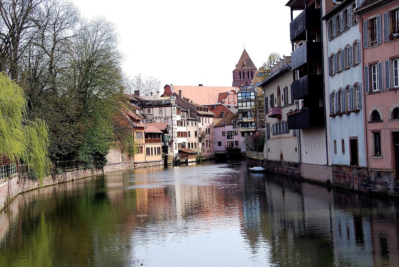 Navegating Strasbourg