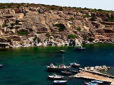 Kimilos Island Greece