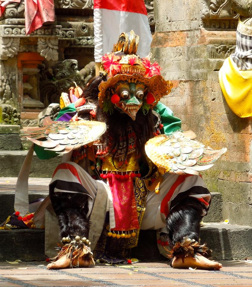 Barong Dancer III