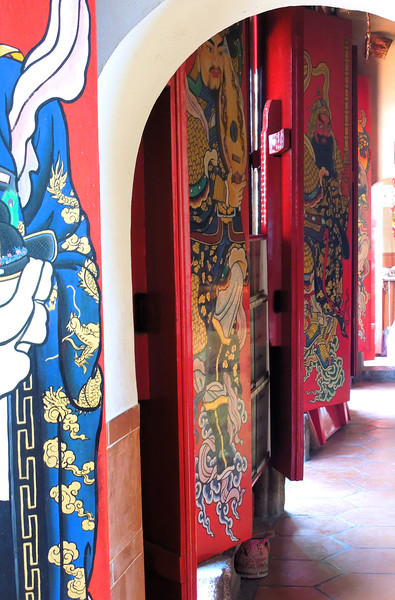 Snake Temple Doors
