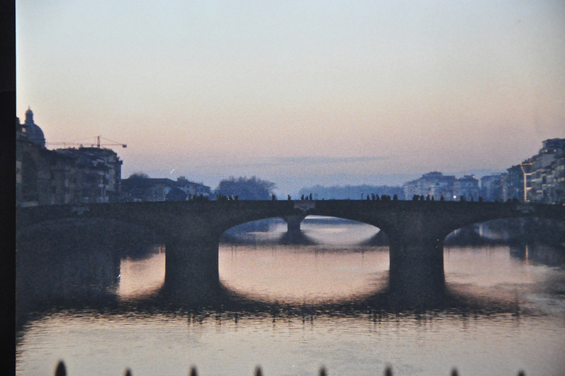 Bridge over Arno River