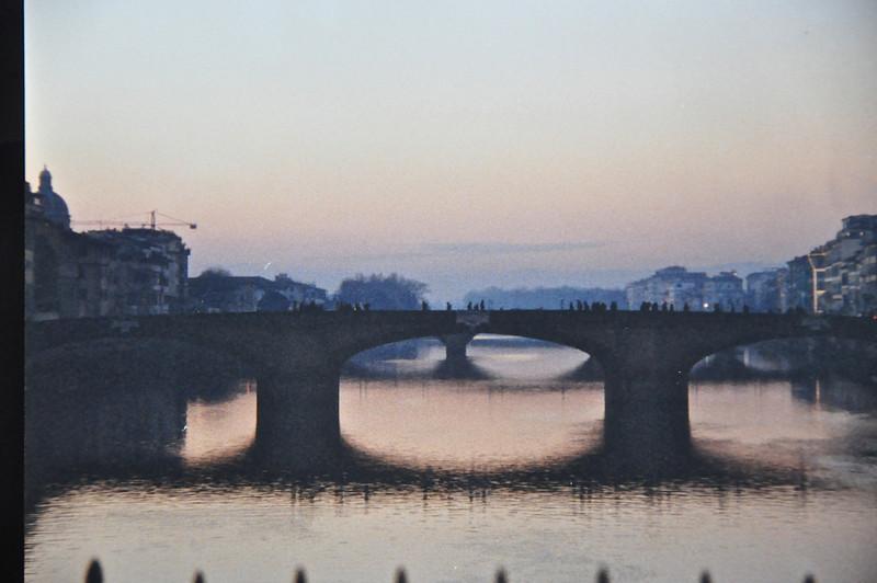 Bridge over Arno River
