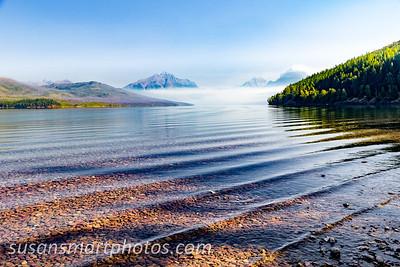 Smokey Lake McDonald