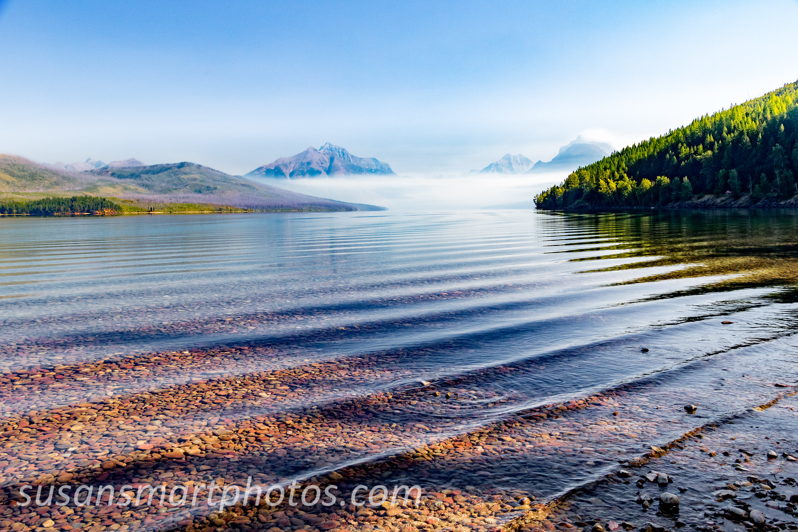 Smokey Lake McDonald
