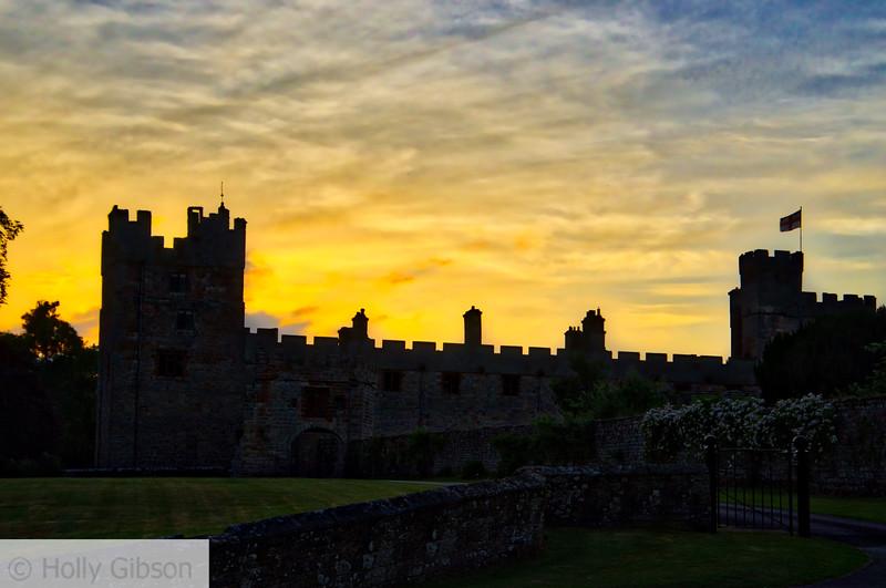 Nowarth Castle