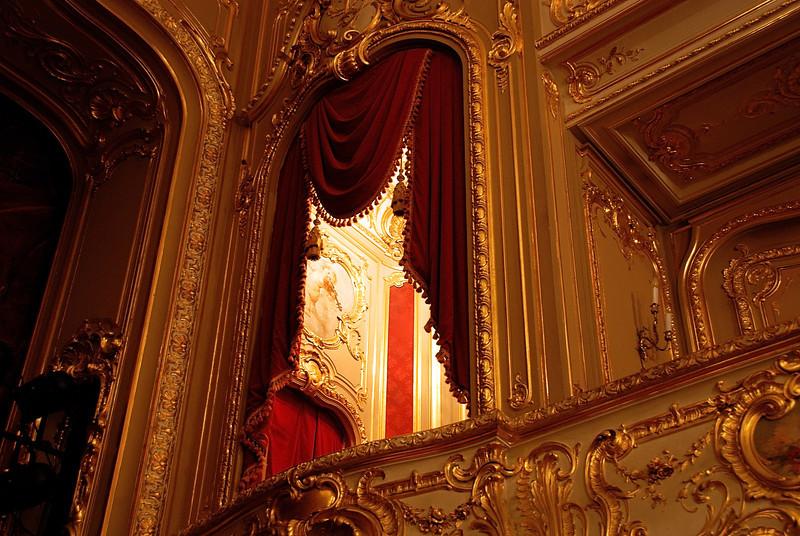 Theatre Balcony