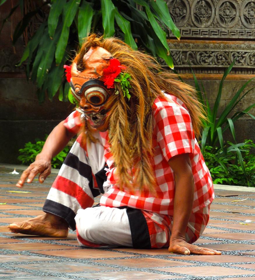Barong Dancer II